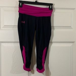 Under armour | Workout | Crop | Leggings
